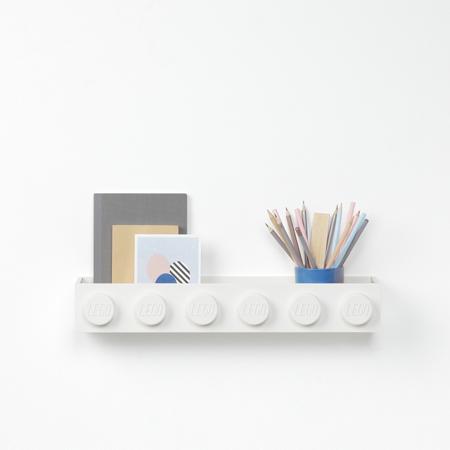 Slika za Lego® Polica za knjige  White