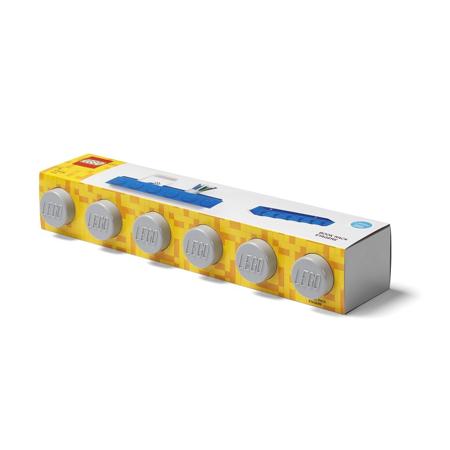 Lego® Polica za knjige Grey