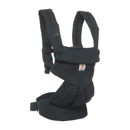 Slika za Ergobaby® Cool Air 360 nosiljka Pure Black
