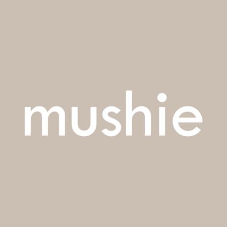 Slika za Mushie® Grizalo pbrući Cambridge Blue/Clementine/Natural 3 komada