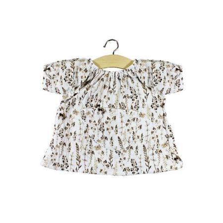 Slika za Minikane® Majica za lutke Imprimé Fleurs 34cm