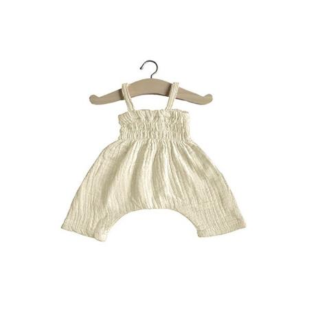 Minikane® Majica za lutke Ecru 34cm