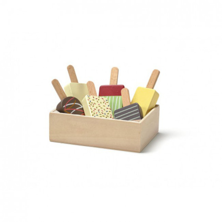 Kids Concept® Drveni štapići za sladoled BISTRO