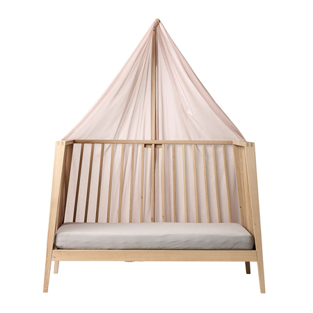 Slika za Leander® Baldahin Pink za Linea™ i Luna™ krevetić