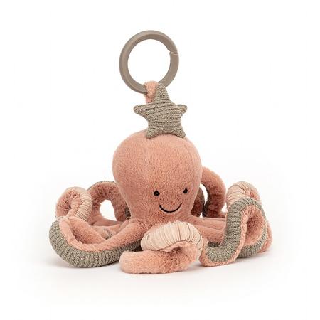 Slika za Jellycat® Didaktička plišana igračka Odell Octopus 10x20