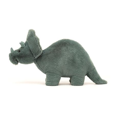 Jellycat® Plišana igračka Triceratops 17x11
