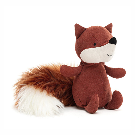 Jellycat® Plišana igračka Suedetta Fox 17x5