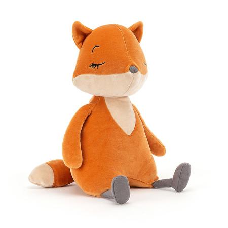 Slika za Jellycat® Plišana igračka Sleepee Fox 36x16