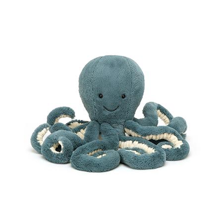 Slika za Jellycat® Plišana igračka  Storm Octopus Tiny 14x7