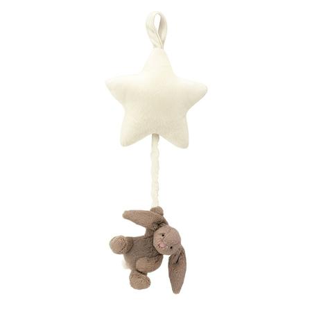 Slika za Jellycat® Glazbena igračka Bashful Beige Bunny 28cm