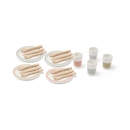 Slika za Kids Concept® Set za jelo Bistro