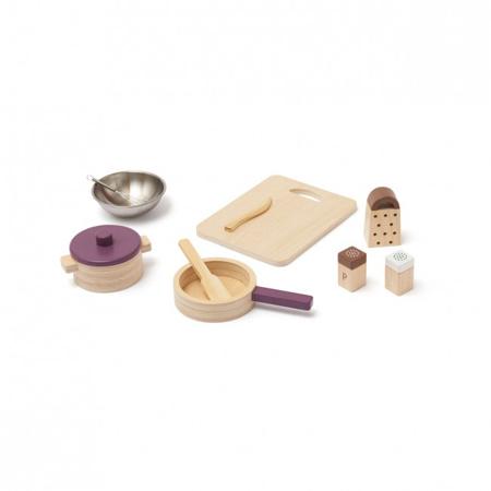 Slika za Kids Concept® Leseni kuhinjski pripomočki Bistro