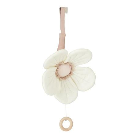 Slika za CamCam® Mekana glazbena igračka Cream White