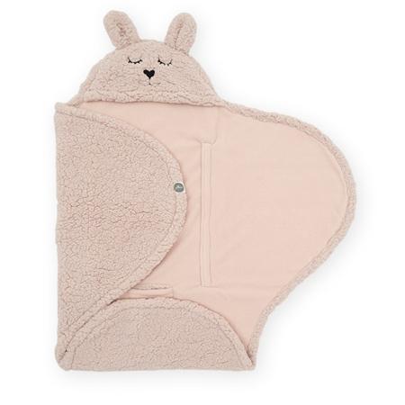 Slika za Jollein® Dekica za novorođenče Bunny Pale Pink 105x100