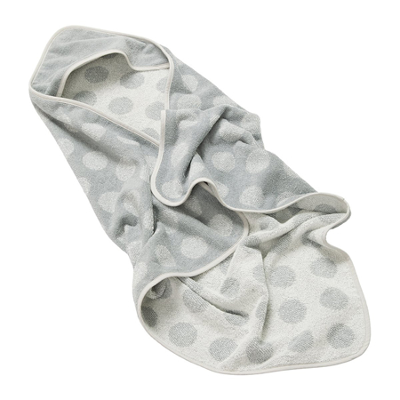 Leander® Pamučni ručnik s kapuljačom Cool Grey 80x80