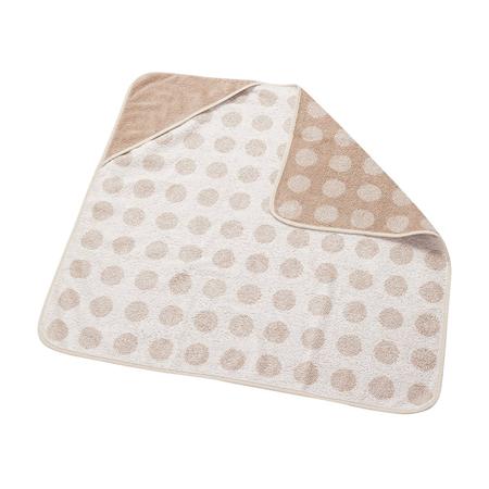 Slika za Leander® Pamučni ručnik s kapuljačom Cappuccino 80x80