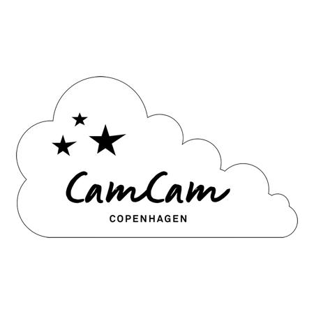 CamCam® Krpice za umivanje Dusty Rose 30x30