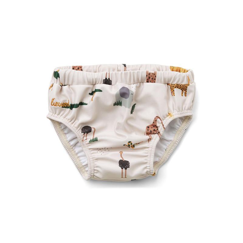 Slika za Liewood® Dječje kupaće gaćice Frej Safari Sandy Mix