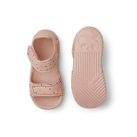 Liewood® Sandale s ježićem Blumer Confetti Mix