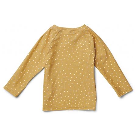 Liewood® Majica s UV zaštitom Noah Confetti Yellow Mellow
