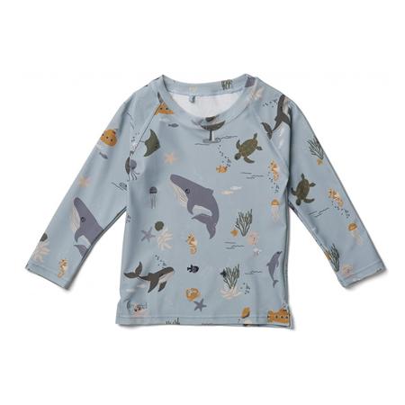 Slika za  Liewood® Majica s UV zaštitom Noah Sea Creature Mix