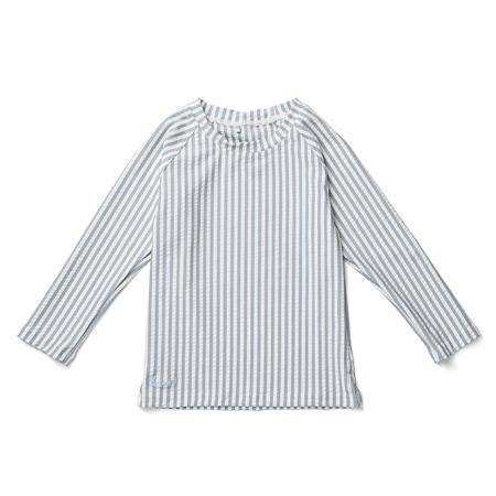 Slika za  Liewood® Majica s UV zaštitom Noah Stripe Sea Blue/White
