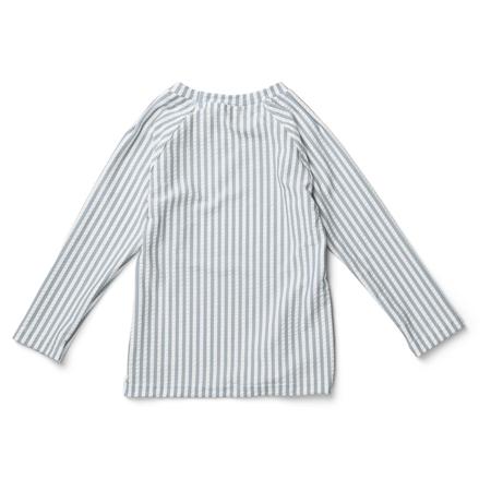 Liewood® Majica s UV zaštitom Noah Stripe Sea Blue/White