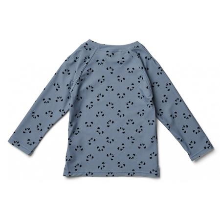 Liewood® Majica s UV zaštitom Noah Panda Blue Wave