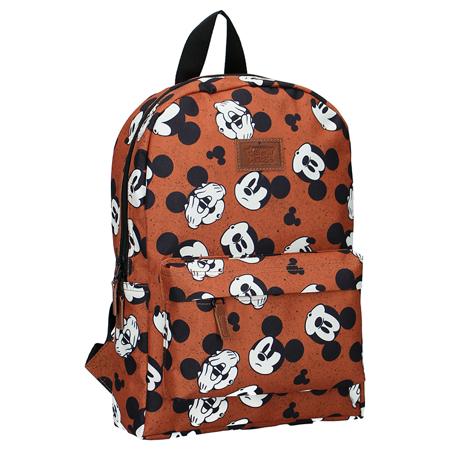 Slika za Disney's Fashion® Dječji ruksak Mickey Mouse My Own Way Brown