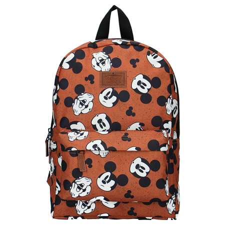 Disney's Fashion® Dječji ruksak Mickey Mouse My Own Way Brown