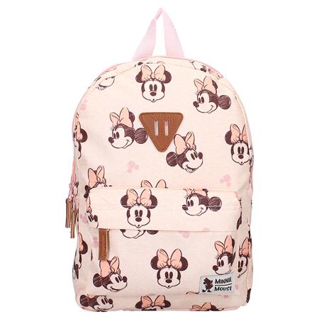 Disney's Fashion® Dječji ruksak Minnie Mouse Rocking It Peach