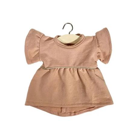 Slika za Minikane® Majica za lutke Daisy Rose Nude 34cm