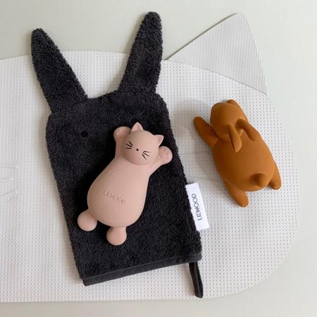Liewood® Set 2 igračke za kupanje  Vikky  Cat Mustard