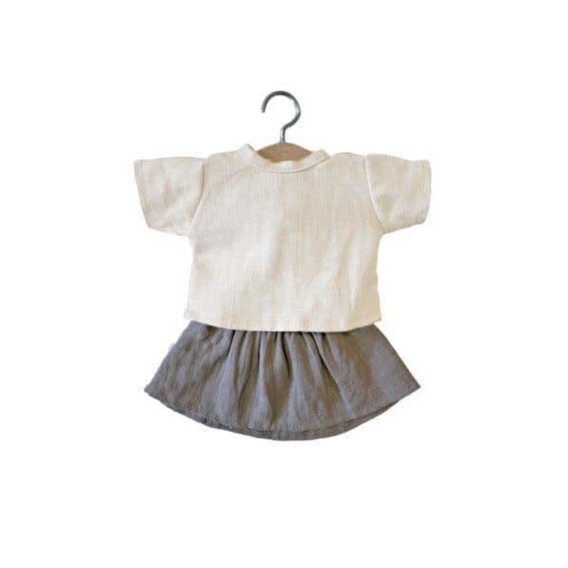 Slika za Minikane® Haljina za lutke Réjane 34cm