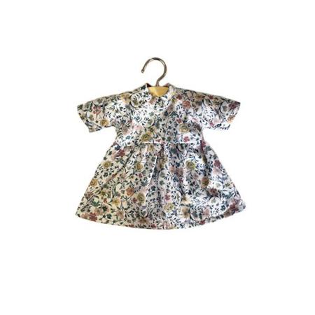 Minikane® Majica za lutke Faustine Flowerly 32cm