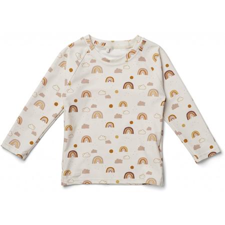 Slika za Liewood® Majica sa UV zaštitom Noah Rainbow Love Sandy