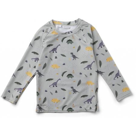 Slika za Liewood® Majica sa UV zaštitom Noah Dino Dove Blue Mix