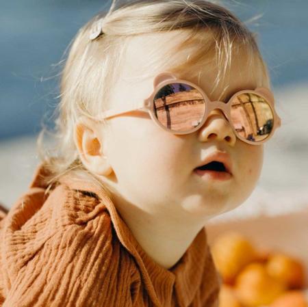 Slika za KiETLA® Dječje naočale za sunce Peach Pink 1-2 G