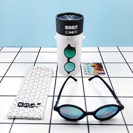 Slika za KiETLA® Dječje naočale za sunce Blue Rozz 6-9 G