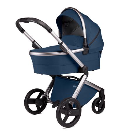 Slika za Anex® Otroški voziček s košaro 2v1 L/Type (0-22kg) Denim