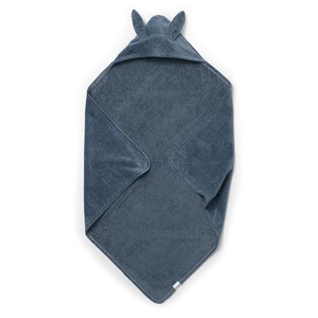 Elodie Details® Ručnik s kapuljačom Blue Bunny 80x80