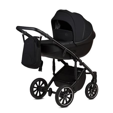 Slika za Anex® Dječja kolica s košarom i ruksakom 2u1 M/Type (0-22kg) Ink