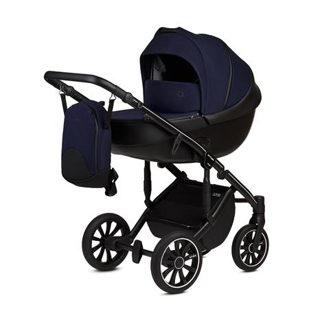 Slika za Anex® Dječja kolica s košarom i ruksakom 2u1 M/Type (0-22kg) Splash