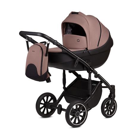 Slika za Anex® Dječja kolica s košarom i ruksakom 2u1 M/Type (0-22kg) Mocco