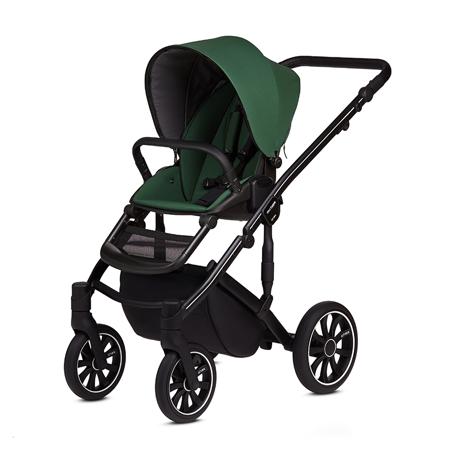 Anex® Dječja kolica s košarom i ruksakom 2u1 M/Type (0-22kg) Lime