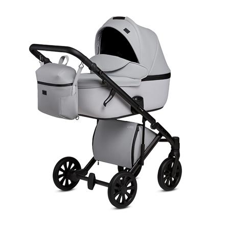 Slika za Anex® Dječja kolica s košarom i ruksakom 2u1 E/Type (0-22kg) Marble