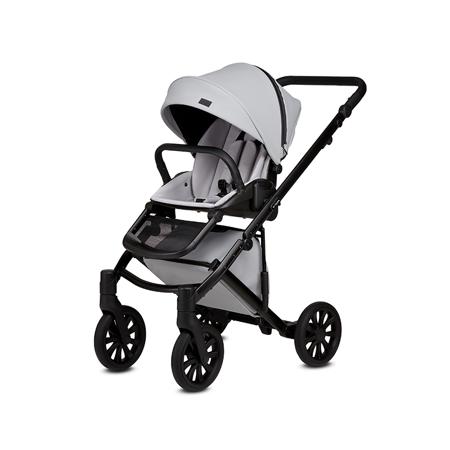 Anex® Dječja kolica s košarom i ruksakom 2u1 E/Type (0-22kg) Marble