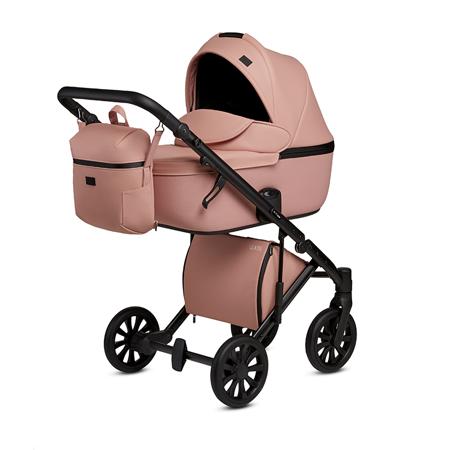 Slika za Anex® Dječja kolica s košarom i ruksakom 2u1 E/Type (0-22kg) Peach