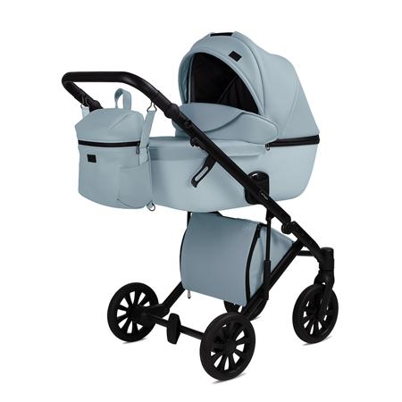 Slika za Anex® Dječja kolica s košarom i ruksakom 2 u 1 E/Type (0-22kg) Crystal