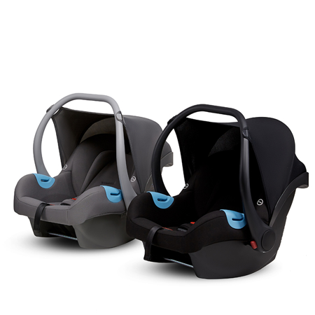 Anex® Dječja autosjedalica Black (0-13kg)